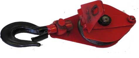 Блоки монтажные предназначены для применения в качестве отводных и подвесных блоков