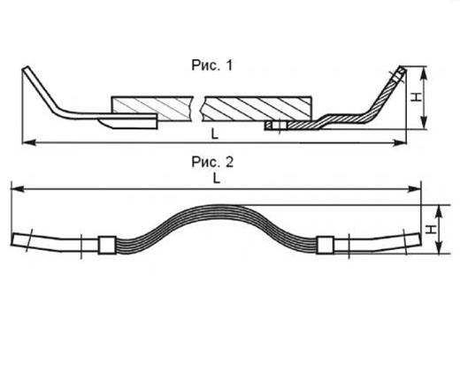 Изделия для троллейных линий