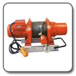 Лебедки электрические серия KDJ-500Е1 - KDJ-1000Е1