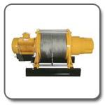 Лебедки электрические серия KDJ-2200Е1 и KDJ-3200Е1