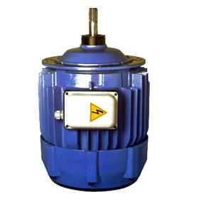 Электродвигатели подъема серии КГ с встроенным тормозом